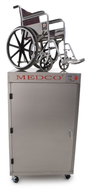 Medco's new Model 64X is a work of art