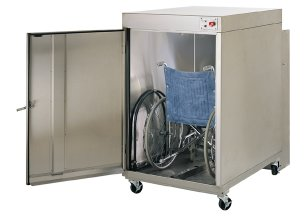 wheelchair hook up