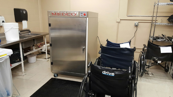 Wheelchair Washer 64x